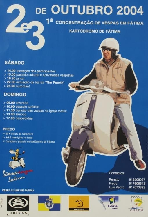 Cartaz Vespinga 2004