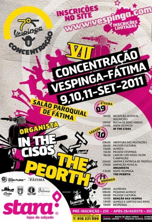 Cartaz Vespinga 2011